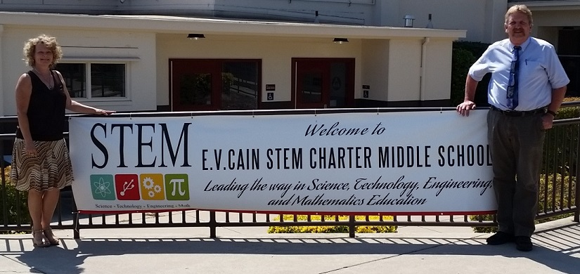 administration by STEM banner